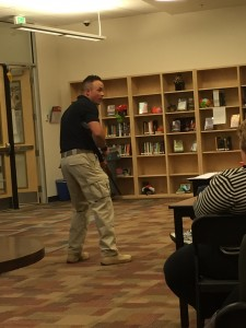 active shooter training with teachers