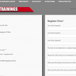 TAC*ONE Course Registration Now Available Online