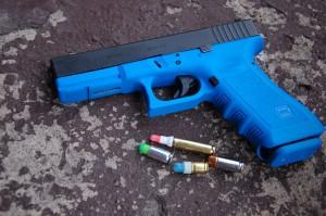 simunition gun training