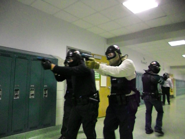 active shooter training class in aurora CO