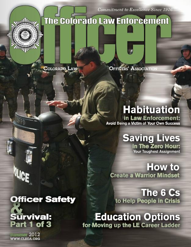 CO law enformcement publication