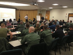 tactical debreif seminar