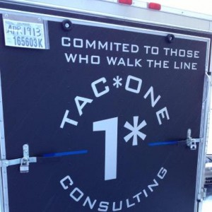 TACONE black trailer