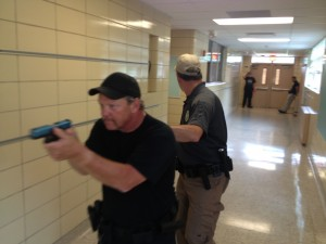Active Shooter Training Aurora