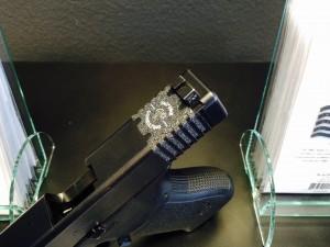 Slide Spider on Glock 21