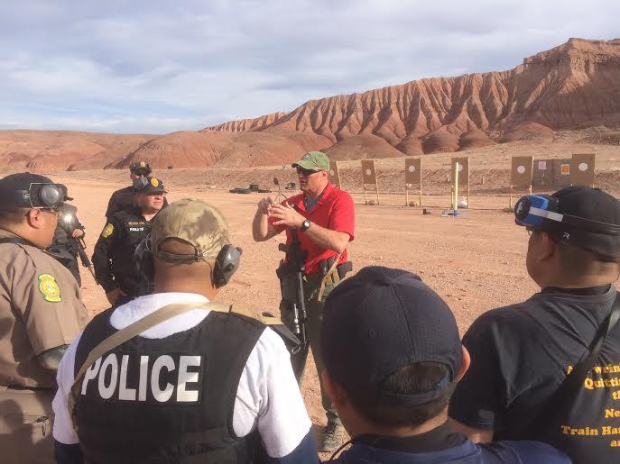 TAC*ONE Consulting Instructors   Law Enforcement Training   Joe Deedon