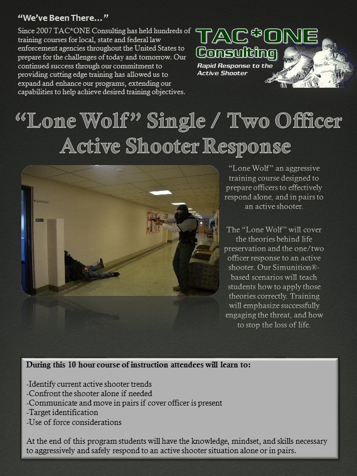 lone wolf muslim singles If you're afraid of 'lone wolf' terrorism, you're missing the point if you're afraid of 'lone wolf' terrorism, you're missing the point  lone wolf ≠ muslim.